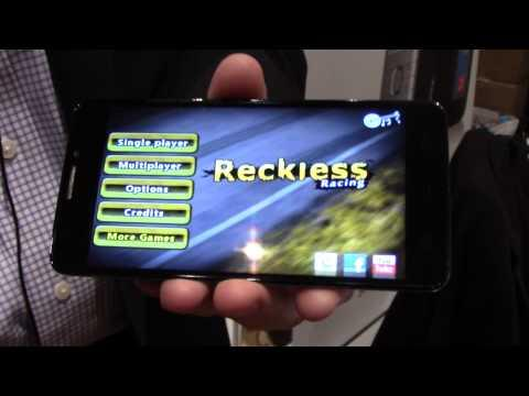 CES 2014: Alcatel One Touch Demo