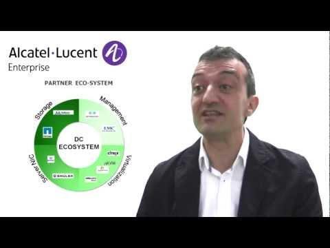 Alcatel-Lucent Enterprise Data Center