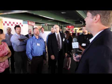Case Study Video Tour: Turner Field DAS Installation