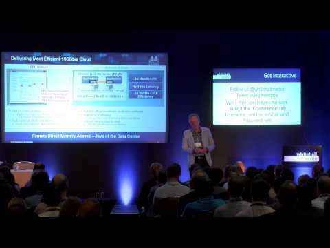 Michael Kagan - Big Data Analytics Conference, 2015