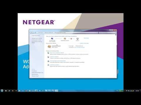 NETGEAR Wireless Controller Setup And Discovery (WC7600)