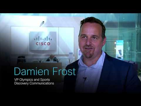 Cisco: Accelerating The Industrialization Of The Media Industry
