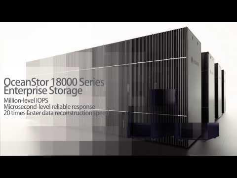 Huawei OceanStor Storage Intelligent & Convergent Storage