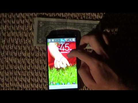 Hands On Review Of LG G2
