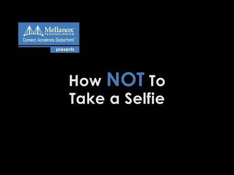 Mellanox Selfie Photo Contest 2015