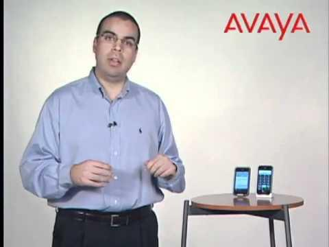 Avaya One-X Mobile Lite For IPhone Data Sheet
