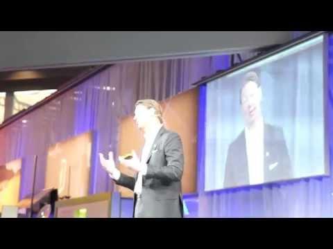 #MWC15 Hans Vestberg, Ericsson On Hyperscale Capabilities