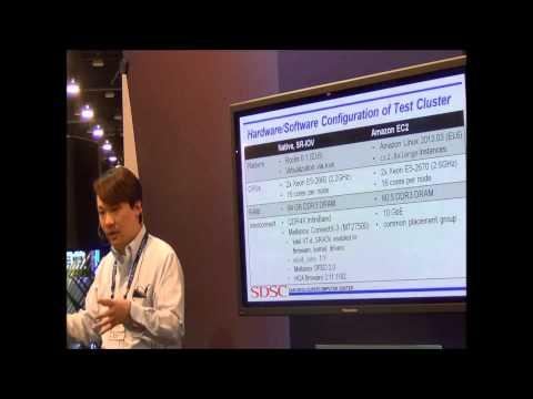 SR-IOV The Key Enabling Technology For Fully Virtualized HPC Clusters - SDSC