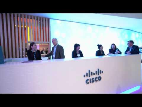 Cisco At Mobile World Congress 2017