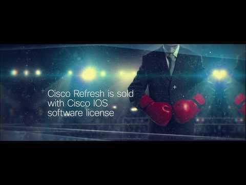 Get In The Ring With Cisco Refresh