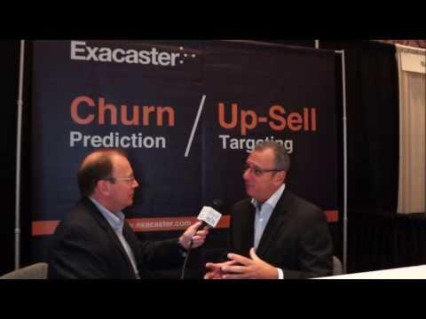CCA Fall 2013: Exacaster Predictive Churn And Up-sell Solution
