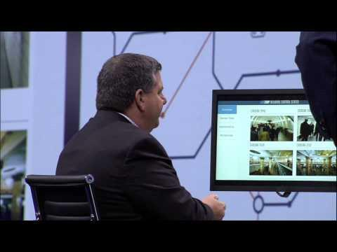 IoE And Transportation Demo | Cisco Live US 2014 Keynote
