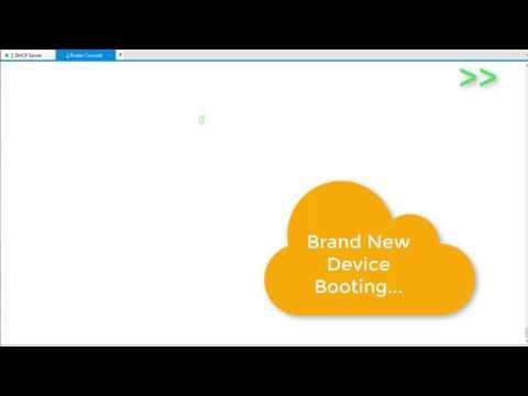 Flex Zero Touch Provisioning (ZTP)