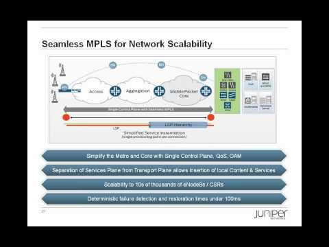The Advantages Of MPLS For Mobile Backhaul