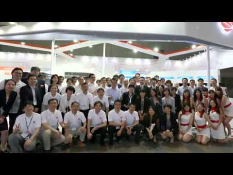 Interop Tokyo 2014:Huawei Highlights