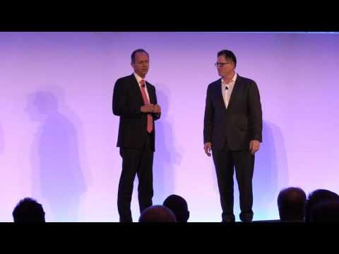#DellWorld: Opening Press Conference Part 1