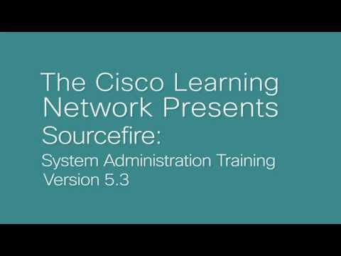 Securing Cisco Networks With Sourcefire Intrusion Prevention System | Training Videos