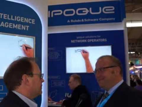 #MWC14: IPOQUE Is Rohde & Schwarz's Strategic Testing Asset