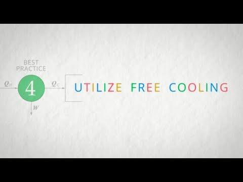 Google Data Center Efficiency Best Practices. Part 4 - Utilize Free Cooling