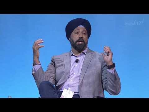Cisco Live 2016: Industry Keynote: Digitization In A Cloud-Native World