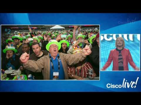 Cisco Live 2016: Opening Keynote : Accelerating Digital Transformation