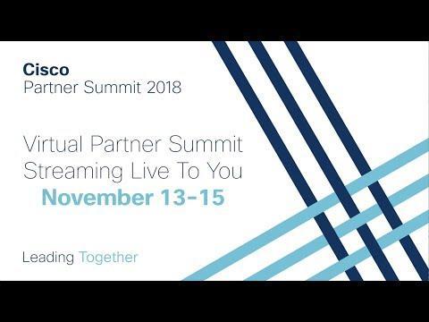 Virtual Partner Summit 2018