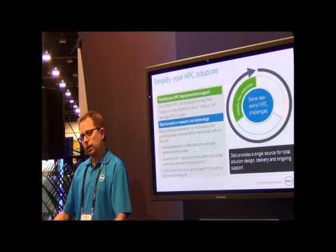 Enabling Discovery & Product Innovation With Dell