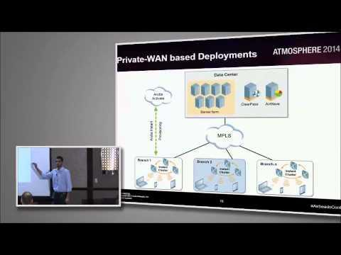 Airheads Vegas 2014 Breakout Video - Remote & Branch Networking Fundamentals