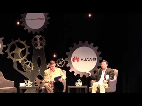 #TC32014 Telco Innovation Fireside Chat: Inside China Mobile