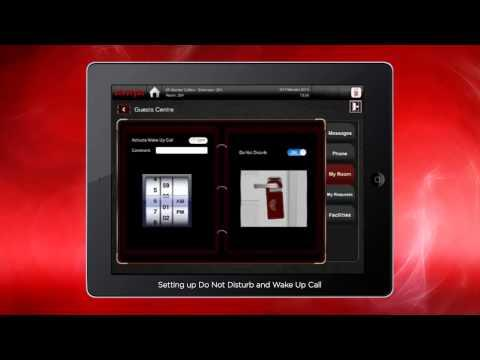 Avaya Guest Assist, A Smartphone-based Hospitality App