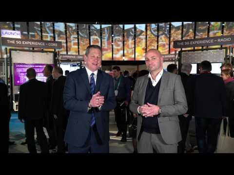 Cisco, Ericsson At Mobile World Congress 2017