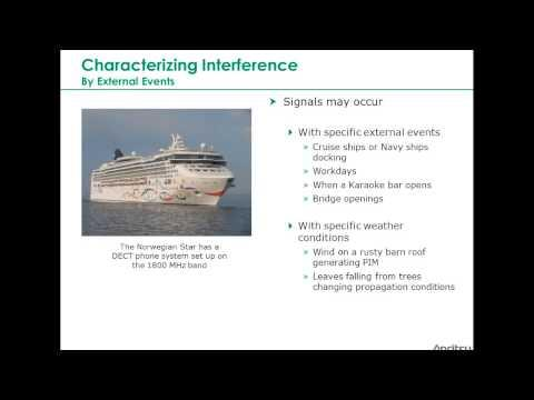 Anritsu Webinar: Interference Hunting, A Step-by-Step Process