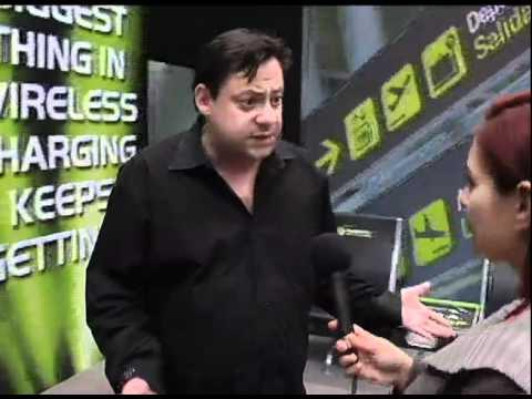 MWC 2011: Powermat