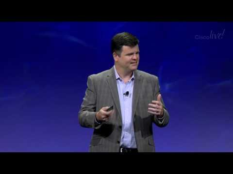 Cisco Live 2016: Security In A Digital World