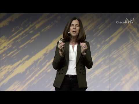 Cisco Live 2017: Accelerating The Mobile Enterprise With Apple - Susan Prescott