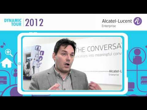 Stephane Robineau And Alcatel-Lucent's Network Infrastructure