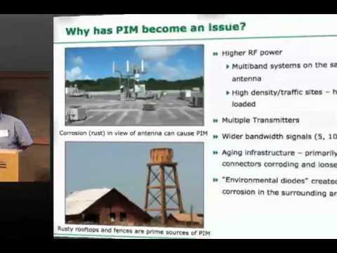 Bellevue 2011: PIM Basics From Anritsu