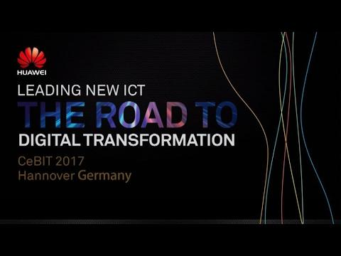 CeBIT 2017  The Road To Digital Transformation