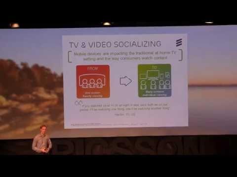 Niklas Rönnblom, Consumer Trends Expert At Ericsson: Future Of TV