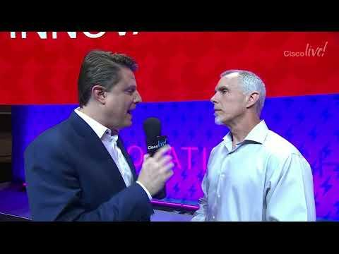 Cisco Live 2018: Backstage Pass - Security Innovation Showcase Post Show With Gee Rittenhouse