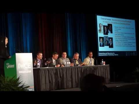IWCE 2015: Carrier/Manufacturer Roundtable Part 2