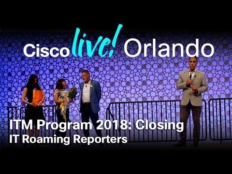 ITM Program CLUS Orlando 2018 | Closing