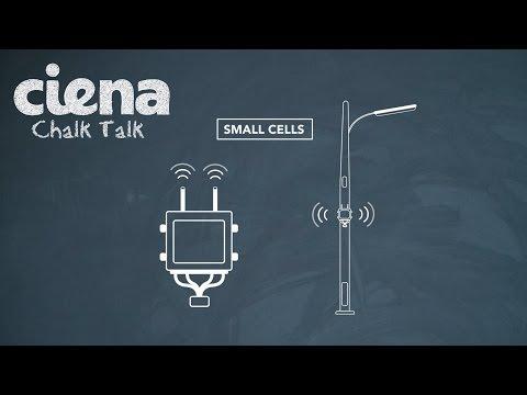 Chalk Talk: Small Cell Mobile Backhaul