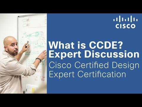 What Is CCDE - Expert Discussion