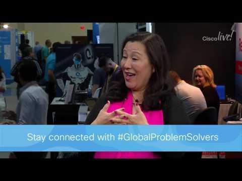 Cisco Live 2017: Cisco Social Responsibility Session