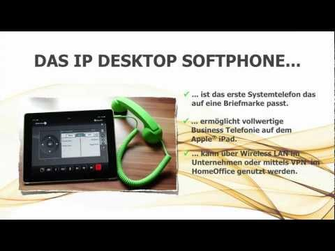Alcatel-Lucent - IP Desktop SoftPhone Für Das Apple IPad