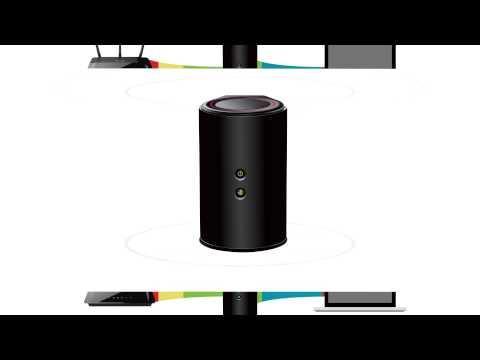 D-Link AC1200 Wi-Fi Range Extender (DAP-1650)