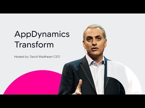 AppDynamics Transform - AIOps & The Future Of Performance Monitoring