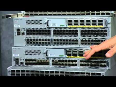 Cisco Nexus 9000 Series ACI-Ready Switches