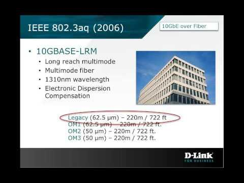 10G Ethernet Technology Webinar